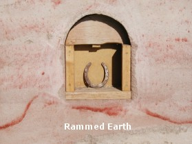 Rammed Earth Plans