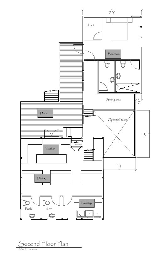 Costa rica b b plan for Costa rica house plans