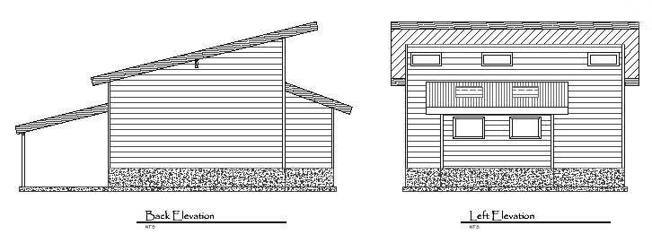 Garage Shop Plan